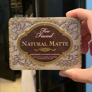 LIKE NEW Too Faced Matte Eye Shadow